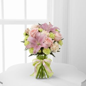 The Girl Power Bouquet by FTD - VASE INCLUDED