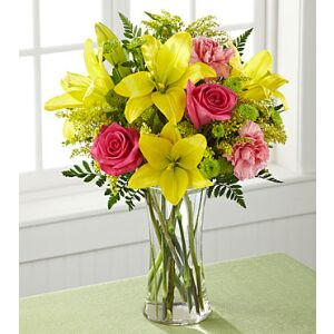 C6-5242 FTD Bright & Beautiful Bouquet